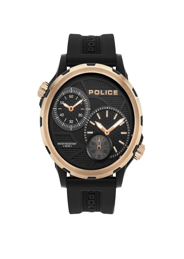 Police Watches Quito 16019JPBR/02P