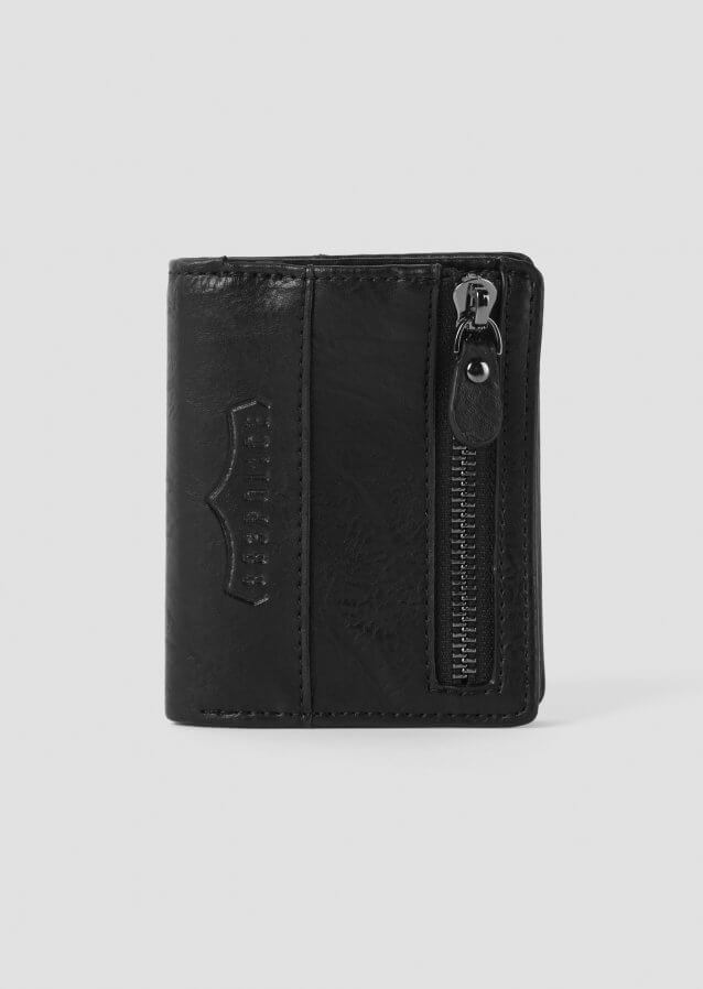 Papi Black Wallet