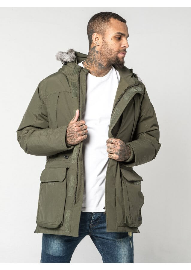 Guido Regular Fit Duckdown Hooded Jacket