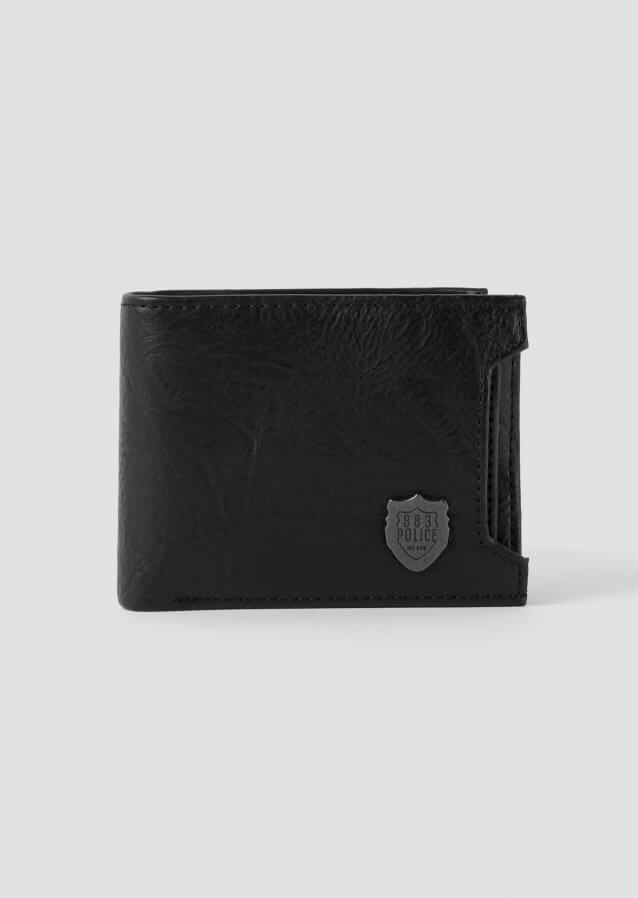 Lazzaro Black Wallet
