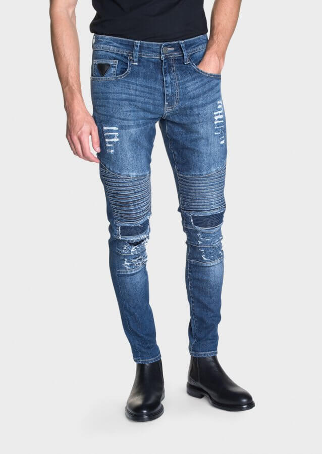 Brady Buell 528 Skinny Fit Stretched Jeans