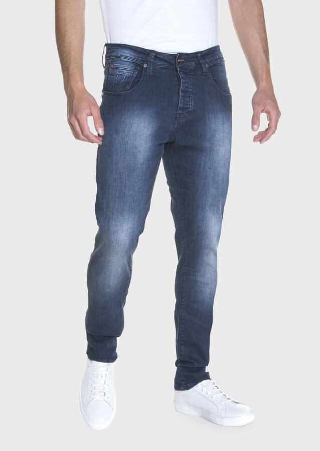 Cassady Mot 551 Regular Dark Wash Stretch Jeans