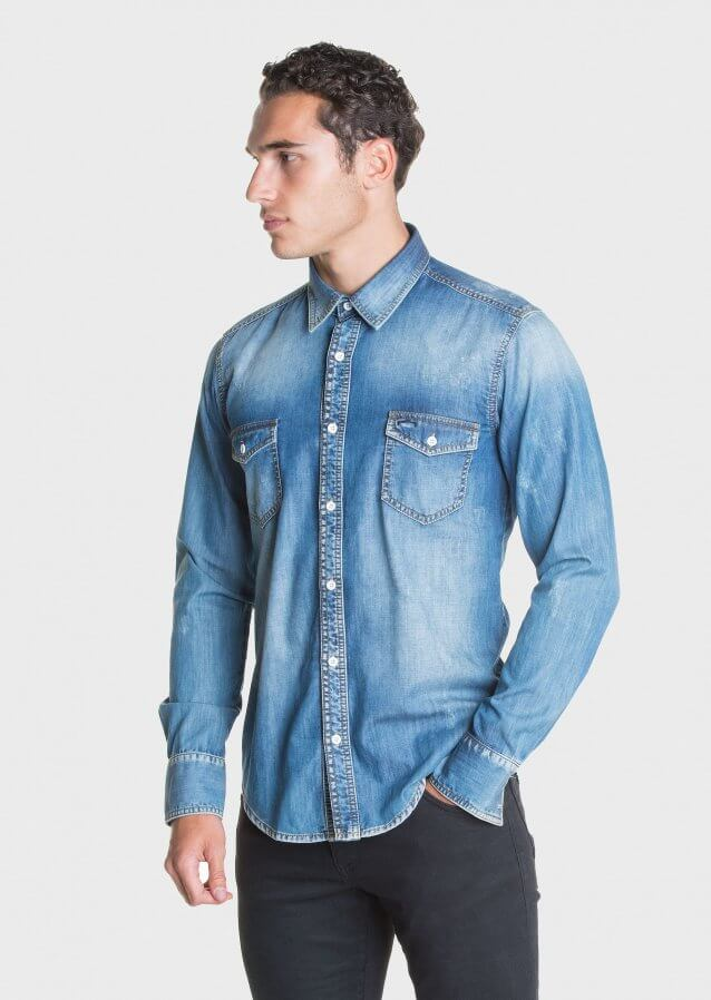Edita Denim Shirt