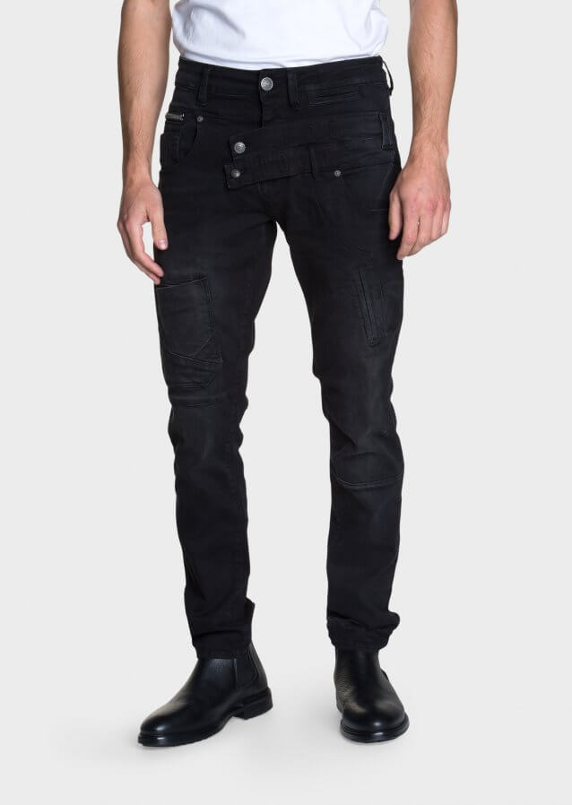 Moriarty Atlanta 409 Slim Stretch Jeans