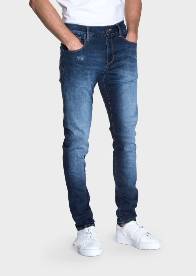 Moriarty LAK 538 Active Flex Super Stretch Slim Jeans