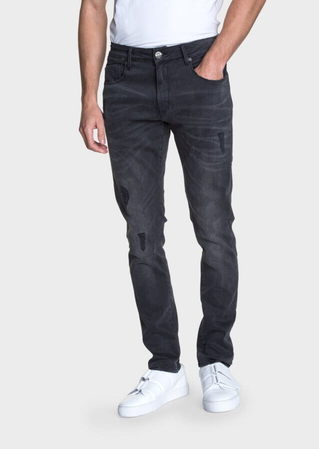 Moriarty LAK 474 Active Flex Super Stretch Slim Jeans
