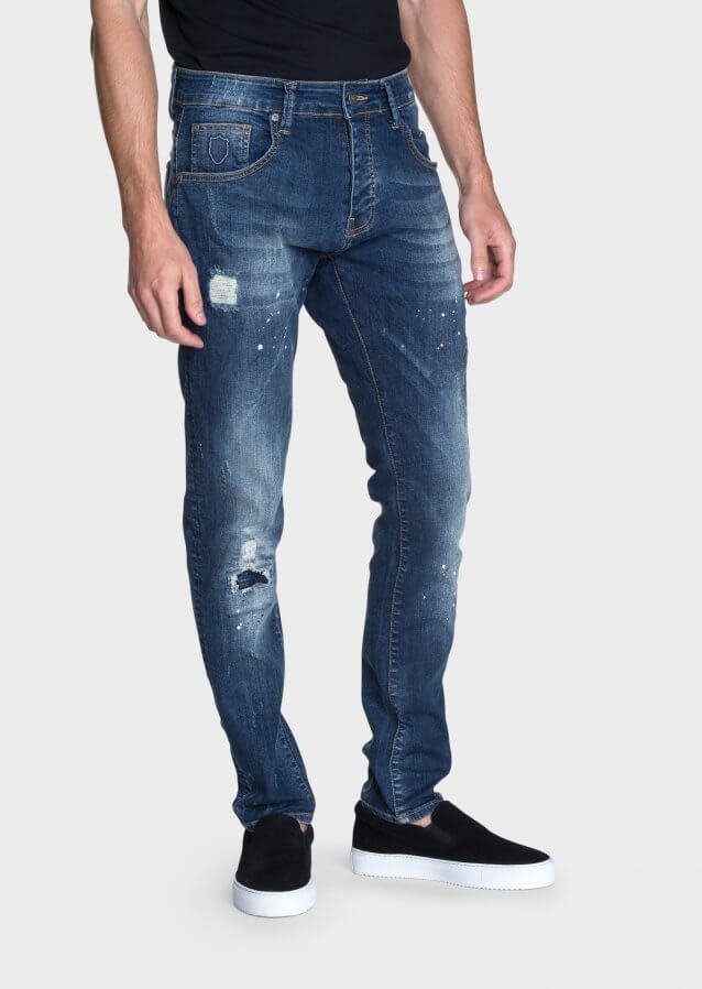 Moriarty Tal 470 Slim Stretched Jeans