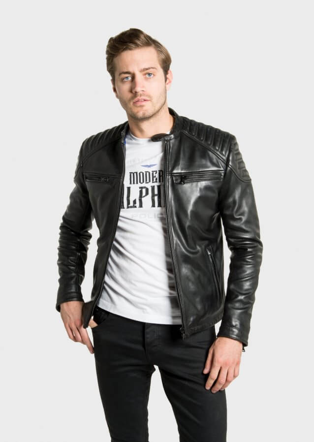 Singo Leather Jacket