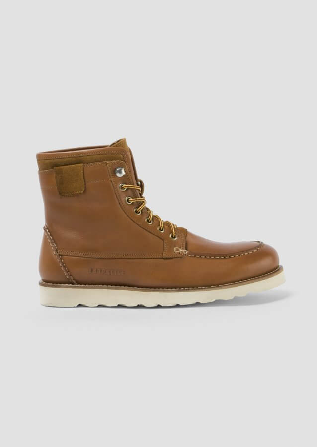Sling Tan Boots