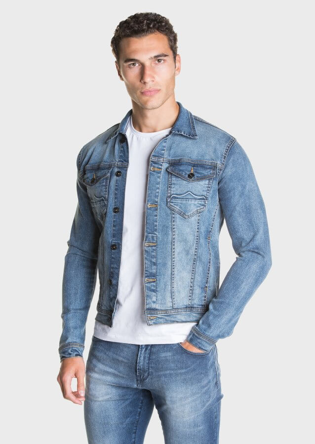 Wave 516 Denim Jacket