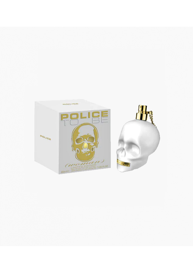 Police To Be Woman White and Gold LMT ED EDP 40ML second_image