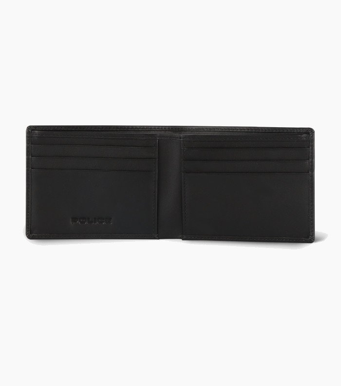Compact Black Wallet Rein second_image