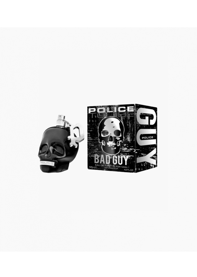 Police To Be Bad Guy For Man EDT 125ML second_image